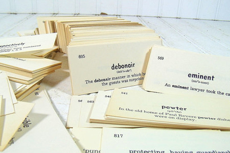 карточки английский